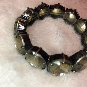 J. Crew stretchy bracelet